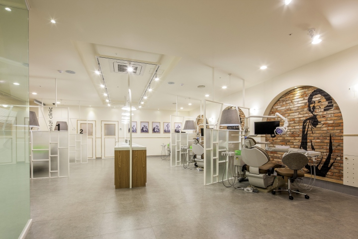 Dental Clinic by Friend's Design, Hwaseong-si – Korea